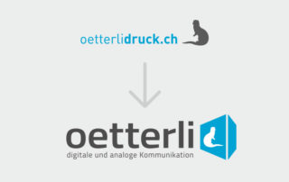 News | Oetterli AG | Redesign