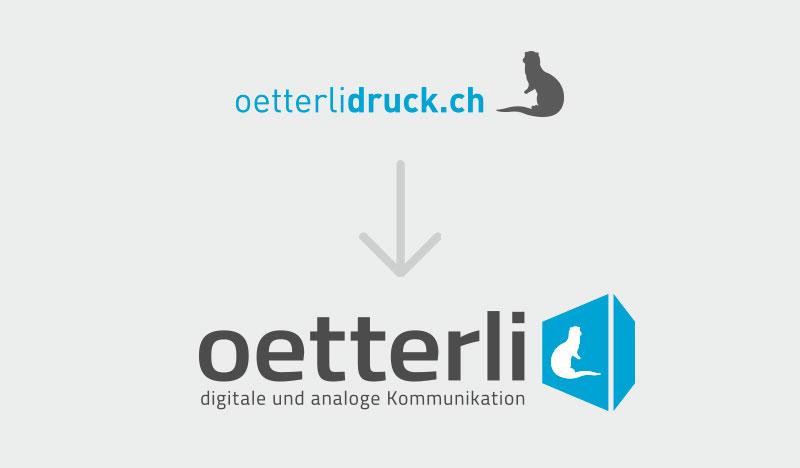 News | Oetterli AG | Redesign