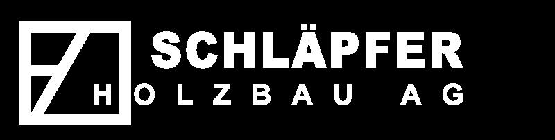 Portfolio | Logo Schläpfer Holzbau