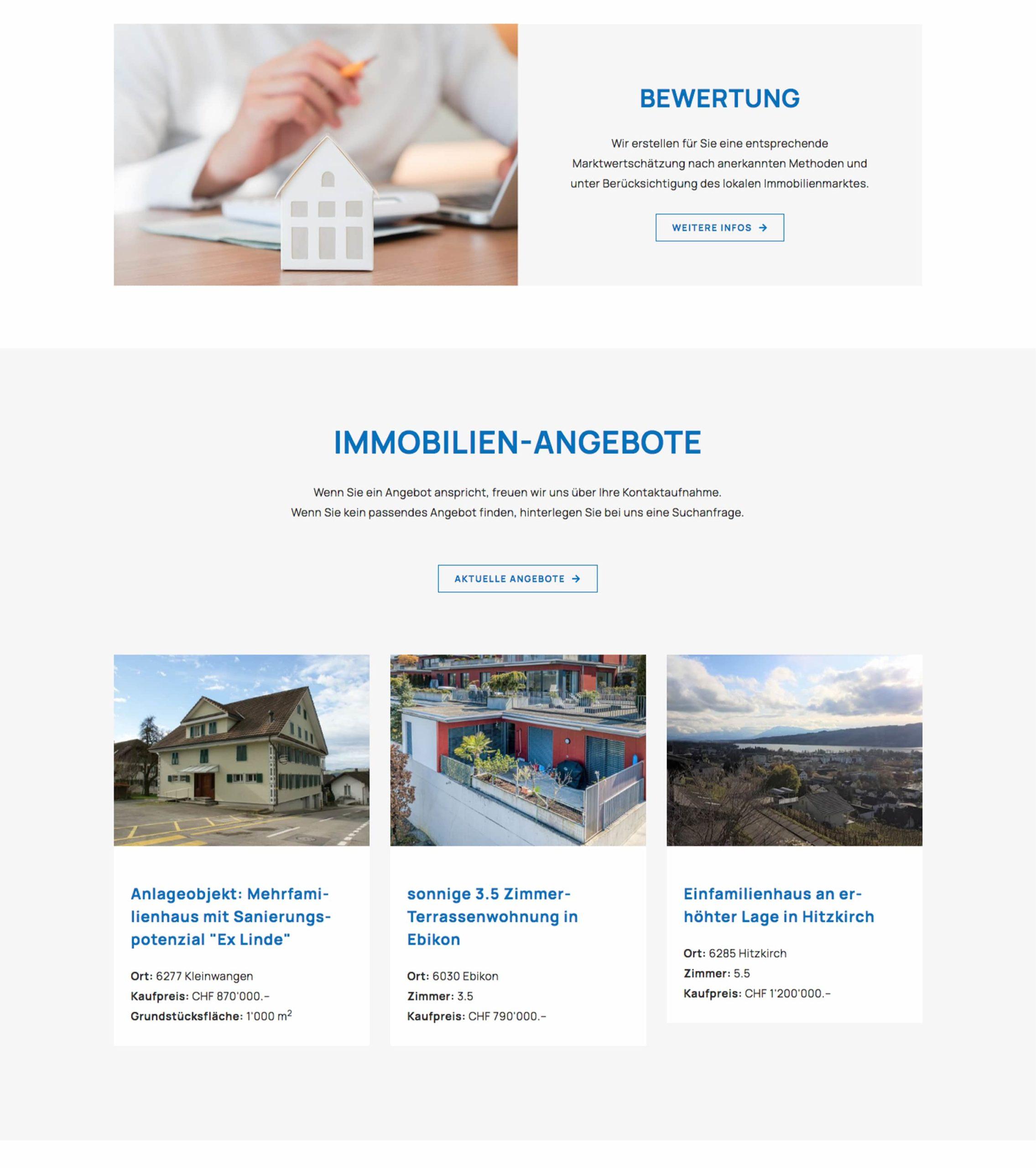 HEV Immo AG | Portfolio conseo